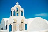 Santorini island — Stock Photo