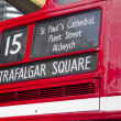 London Bus — Stock Photo #6061201