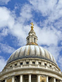 Dome of St Pauls Cathedral — Stock Photo