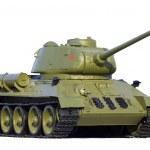 modelu Sovětský tank t-34 — Stock fotografie #5622462