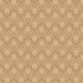 Seamless vintage beige background — Stock Vector