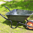 Royalty-Free Stock Photo: Wheelbarrow