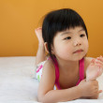 Asian baby child girl — Stock Photo #5481259