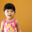 Asian baby child girl — Stock Photo #5482090