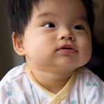 Little baby girl — Stock Photo #6664782