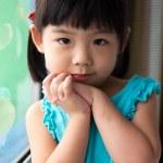 Child girl — Stock Photo #6664783