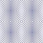 Seamless geometric rhombuses pattern. — Stock Vector #5474814