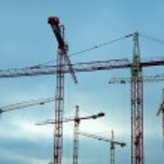 Cranes — Stock Photo #5445709