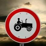 Tractors — Stock Photo #5446091