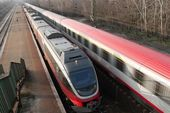 Trains — Stock Photo