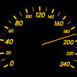 Speedometer — Stock Photo #5575414