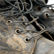 Muddy Boots — Stock Photo #5788559
