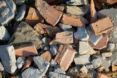 Debris — Стоковое фото