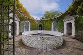 """French"" garden of 18th century — ストック写真"
