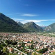 Domodossola city — Stock Photo