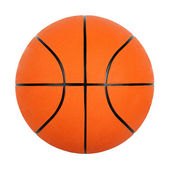 Orange basket boll — Stockfoto
