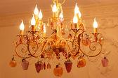 Oryginalny świecznik — Zdjęcie stockowe