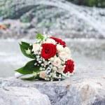 新娘的捧花 — 图库照片