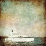 Постер, плакат: Ocean Ship