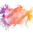 Baseball ball — Stock Photo #5733630