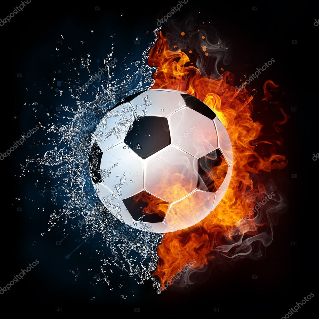 Огненный мяч  № 3151068 бесплатно
