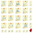 Sticker Icon Set - 