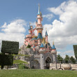 Disneyland Paris Castle — Stock Photo #6206020