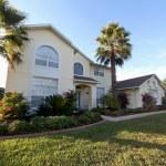 Large Florida Home — Stock Photo