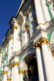 Hermitage museum in Saint Petersburg, Russia — Stock Photo