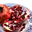 Pomegranates — Stock Photo #5781359