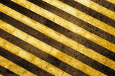Grunge striped cunstruction background — Stockfoto