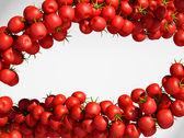 Tasty Tomatoes Cherry flows — Stock Photo