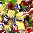 Royalty-Free Stock Photo: Colorful Abstract cubes or candies isolated