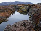 Thingvellir, Iceland — Stock Photo