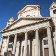 Annunziata church in Genova — Stock Photo