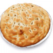 Focaccia - Stock Photo