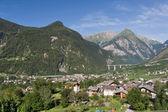 Morgex, Italy — Stock Photo