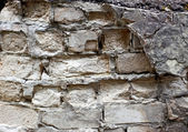 Fragment of old wall — Stock Photo