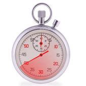 Stopwatch. 40 seconds. — Stock Photo