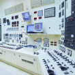 Royalty-Free Stock Photo: Power Station Control Room