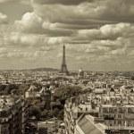 Paris Skyline — Stock Photo #6467663