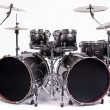Foto Stock: Drums kit