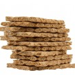Rye Crisp — Stock Photo