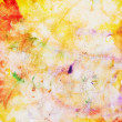Abstract painted - Stock Photo