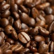 Coffee roasted beans — Stock Photo