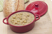 Split Pea Soup — Stock Photo