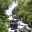 Torc Waterfall, Killarney National Park - Stock Photo