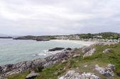 Praia perto de dingle, irlanda — Foto Stock