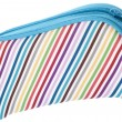 Rainbow Colored Pencil Case — Stock Photo