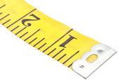 Measuring Tape Border — Stock Photo